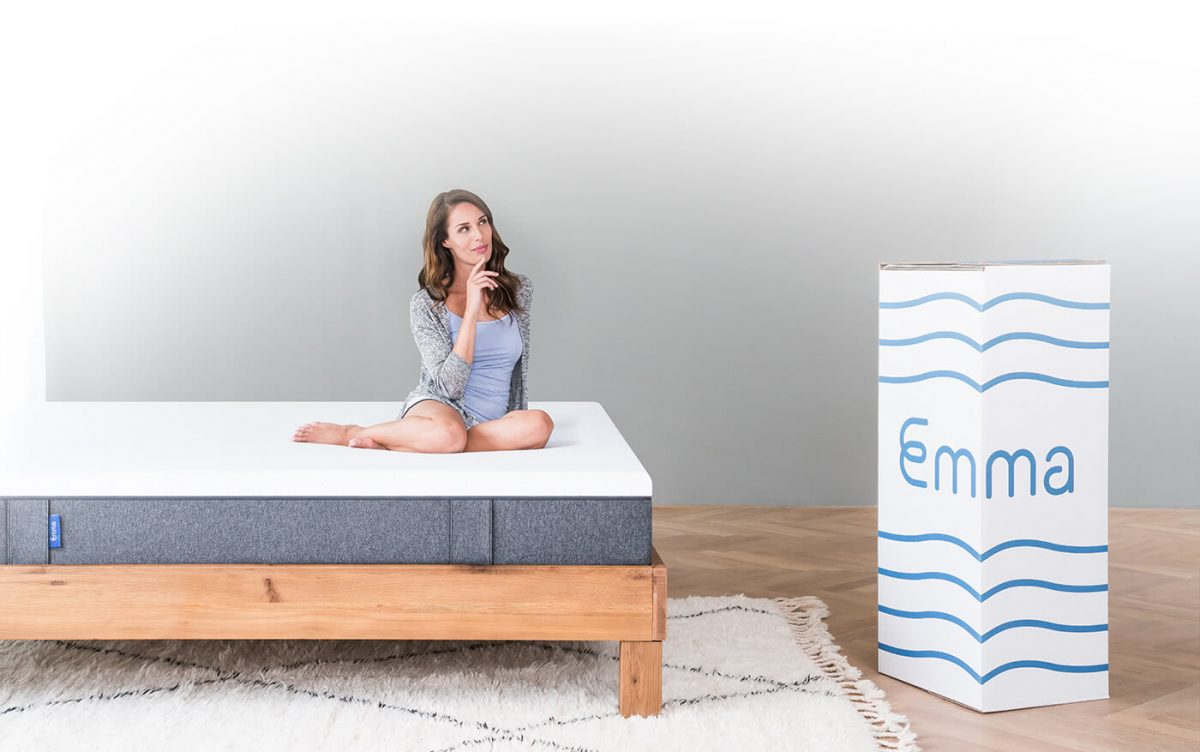 Emma Mattress Review >> Emma Mattress Review | Sleep Goodness
