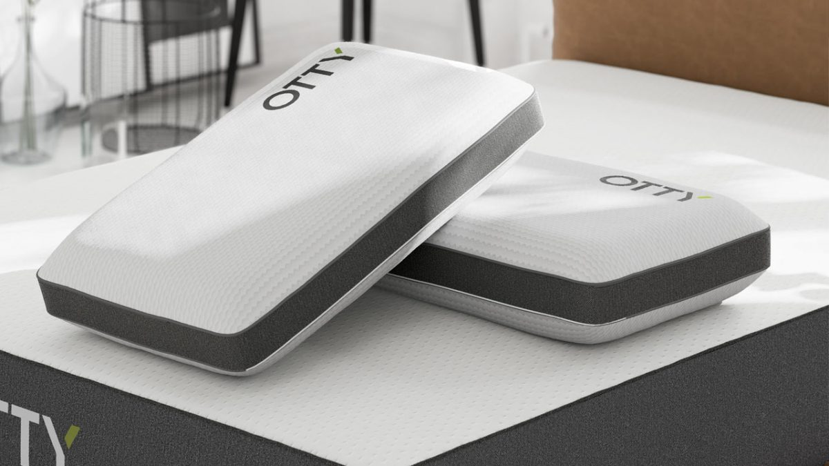 otty pillow review