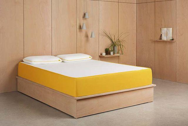 eve mattress review sleep goodness. Black Bedroom Furniture Sets. Home Design Ideas