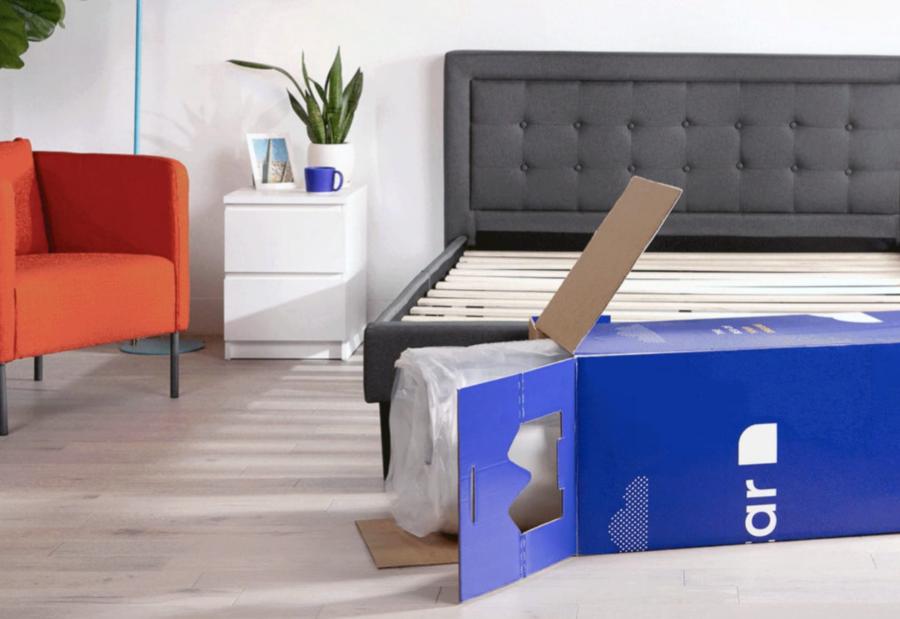 nectar mattress box