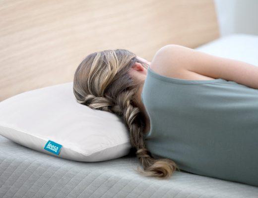 leesa pillow review