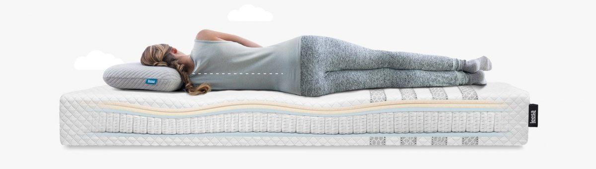 sapira mattress construction