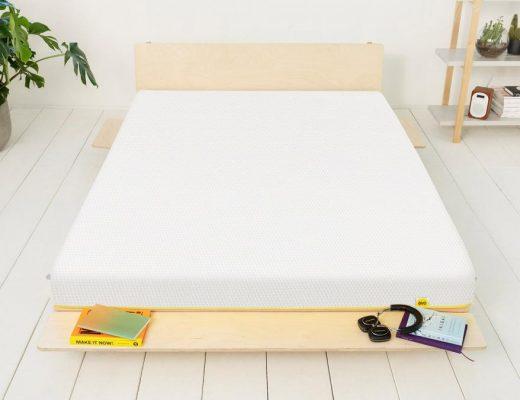 eve light mattress review