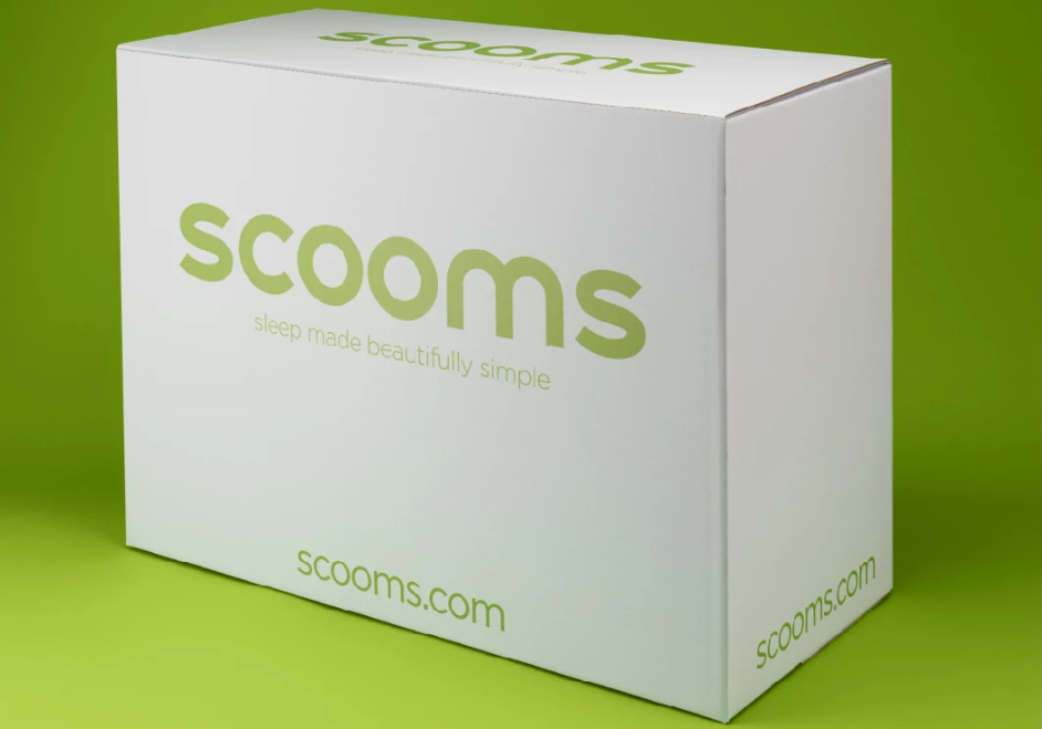scooms pillow box