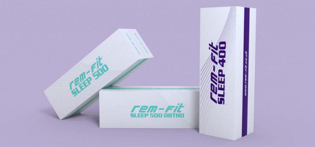 rem fit mattress box