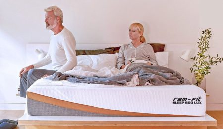 rem fit 600 mattress review