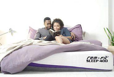 rem fit 400 mattress review