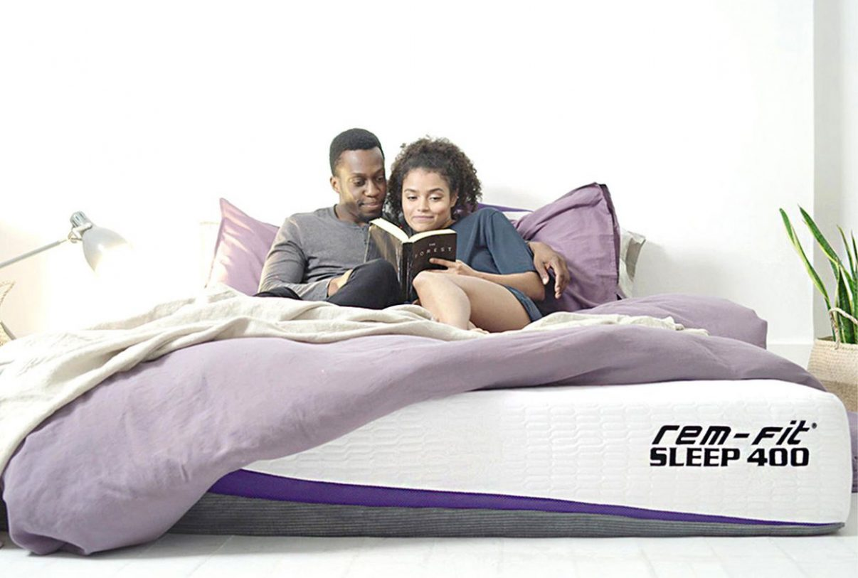 rem fit 400 mattress review