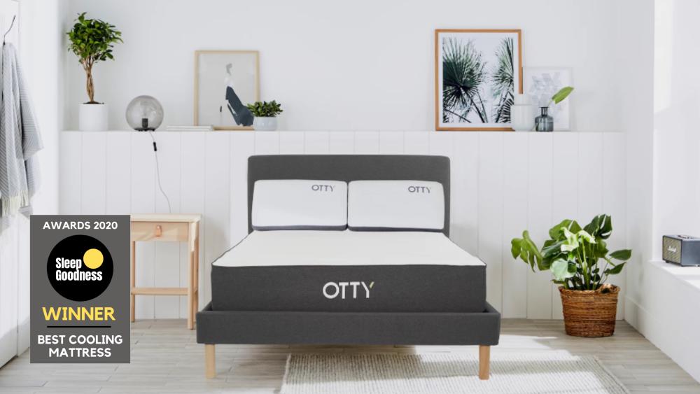 otty hybrid mattress